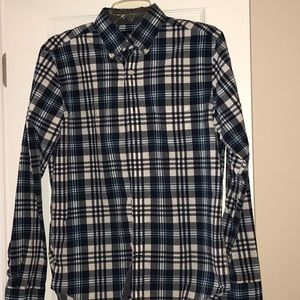 American Eagle Casual Button Up Shirt